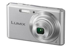 Fotoaparatas Panasonic DMC-F5EP-S