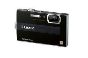 Fotoaparatas Panasonic DMC-FP8EP-K