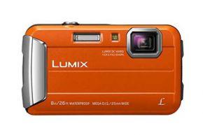Fotoaparatas Panasonic DMC-FT30EP-D