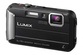 Fotoaparatas Panasonic DMC-FT30EP-K