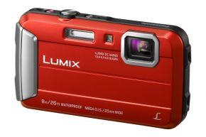 Fotoaparatas Panasonic DMC-FT30EP-R