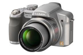 Fotoaparatas Panasonic DMC-FZ18E-S