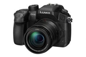 Fotoaparatas Panasonic DMC-GH4MEG-K