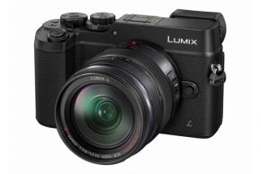 Fotoaparatas Panasonic DMC-GX8AEG-K
