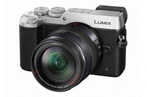 Fotoaparatas Panasonic DMC-GX8AEG-S