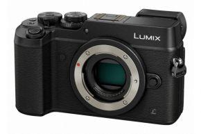 Fotoaparatas Panasonic DMC-GX8EG-K