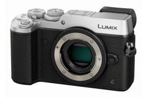 Fotoaparatas Panasonic DMC-GX8EG-S