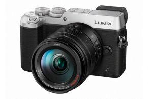 Fotoaparatas Panasonic DMC-GX8HEG-S