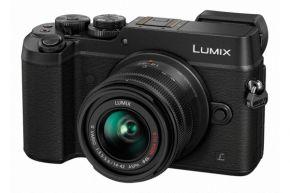 Fotoaparatas Panasonic DMC-GX8KEG-K