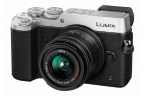 Fotoaparatas Panasonic DMC-GX8KEG-S