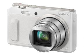 Fotoaparatas Panasonic DMC-TZ57EP-W