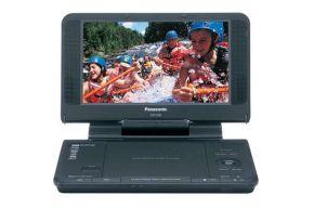 DVD grotuvas Panasonic DVD-LS83