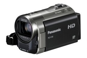 Vaizdo kamera Panasonic HC-V10EP-K