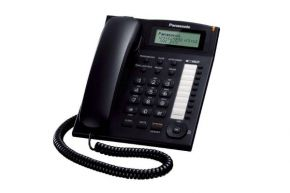 Telefonas Panasonic KX-TS880FXB