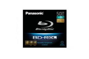 Blu-ray diskas Panasonic LM-BR50DE