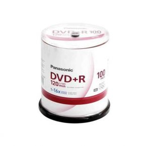 DVD+R diskas Panasonic 4.7GB  - 402434