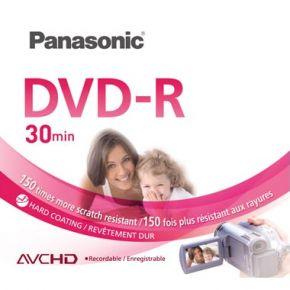 DVD-R mini diskas Panasonic LM-RF30E