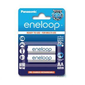 Įkraunami elementai Panasonic Eneloop HR6 1900 mAh AA 2vnt