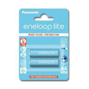 Įkraunami elementai Panasonic Eneloop Lite HR6 950 mAh AA 2vnt
