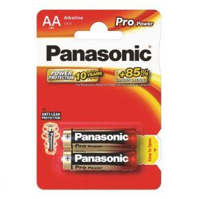 Elementai Panasonic PRO Power LR6 AA 2vnt