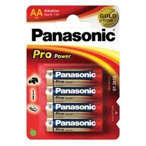 Elementai Panasonic PRO Power LR6 AA 4vnt
