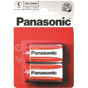 Elementai Panasonic Red Zinc R14 C