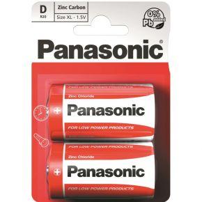 Elementai Panasonic Red Zinc R20 D