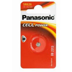 Elementai Panasonic SR-626 (377, SR66, AG4)