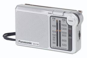 Radijo imtuvas Panasonic RF-P150EG9-S