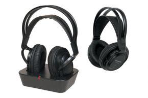 Belaidės ausinės Panasonic RP-WF830WE-K