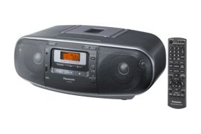 Magnetola su CD Panasonic RX-D55AEG-K