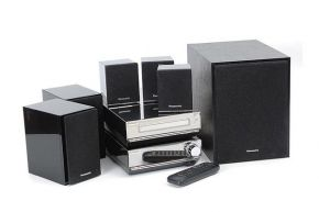 Namų kino sistema Panasonic SC-DT100