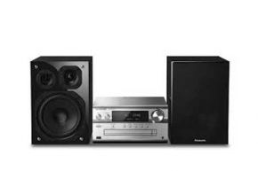 Muzikinis centras Panasonic SC-PMX80EG-S