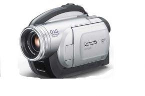 Vaizdo kamera Panasonic VDR-D220EP-S