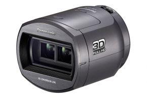 3D objektyvas Panasonic VW-CLT2E-H